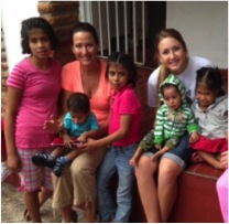 Celeste & Rachel & Casa Kids